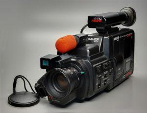 VHS-C Camcorder