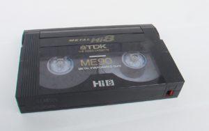hi8videocasettetdk