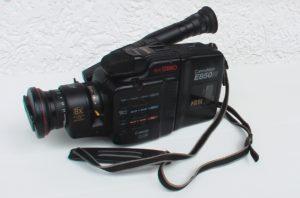 hi8 videokamera canon e850