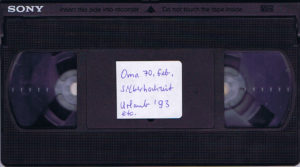 Super-VHS-Kassette